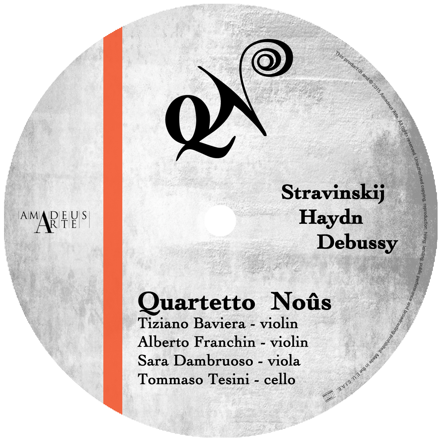 QuartettoNous_CD