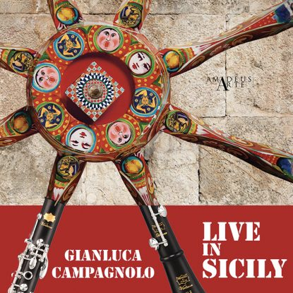 Live in Sicily Cover